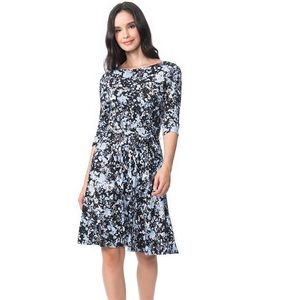 NEW Leota Llana Modern Reversible Stretch Dress